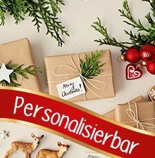 Personalisierte Geschenke - personalisierbare Geschenke zu Weihnachten