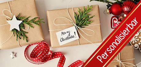 Personalisierbare Weihnachtsgeschenke für besondere Momente