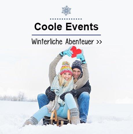 Die schönsten Winterevents
