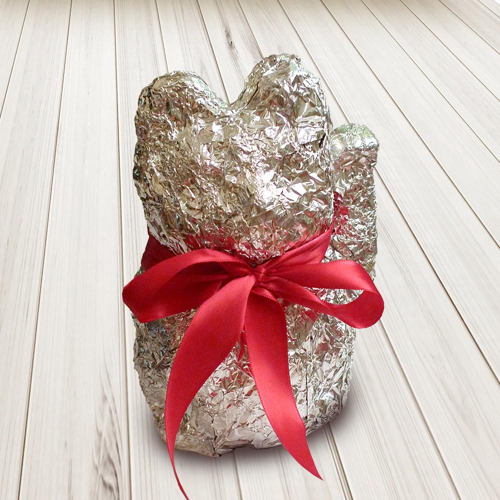Geschenk einwickeln