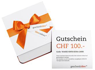 Geschenkgutschein / Wertgutschein
