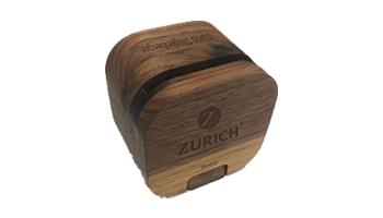Zürich Trobla Speaker mit Logo
