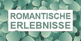 Romantische Erlebnisse zum Valentinstag