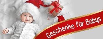 Weihnachtsgeschenke für Babys