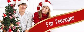 Weihnachtsgeschenke für Teenager