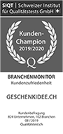 Kundenchampion 2019/2020